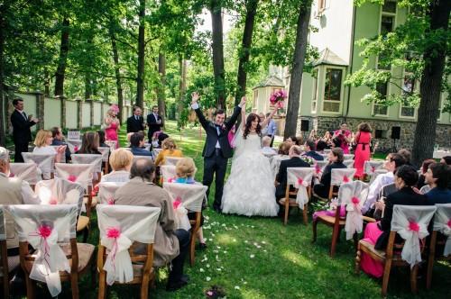 свадьба в Американском стиле
