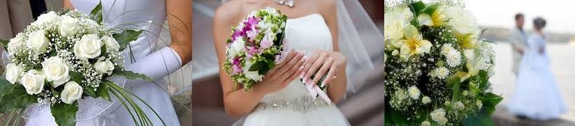 Свадебный букет - лучшее украшение для образа невесты
