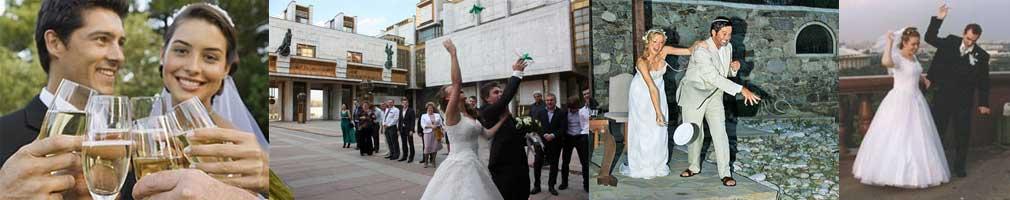 Свадебные традиции - Бьем посуду на свадьбе