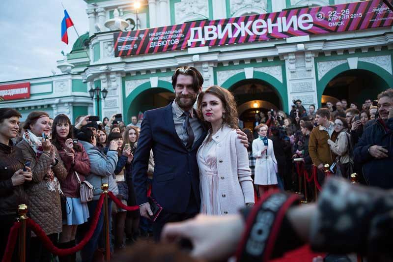 Валерия Гай Германика и Вадим Любушкин